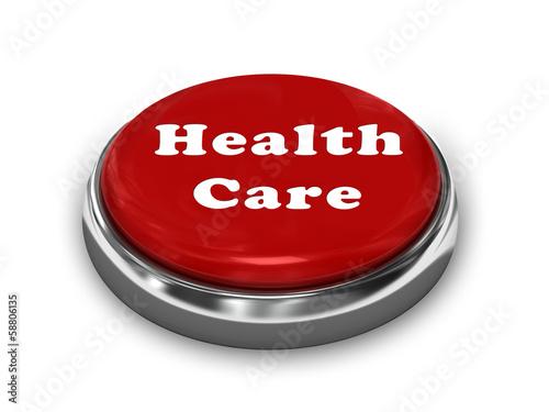 Valokuva  Health Care Easy Button