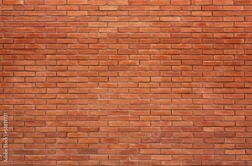 Papiers peints Brick wall seamless brick wall texture