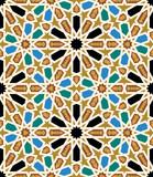 Mauretański fez bez szwu wzór cztery - 58820588