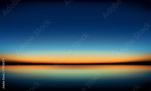 Fotografia, Obraz  Sunset