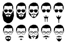 Mustaches And Beards