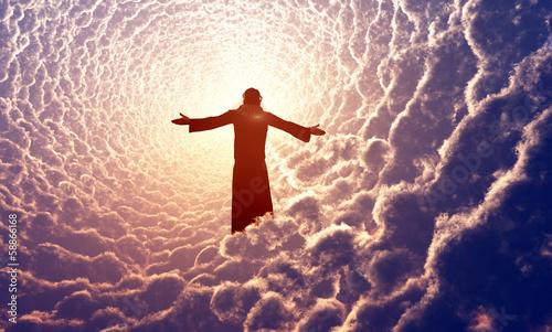 jezus-w-chmurach