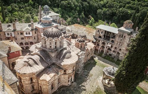 Valokuva  Monastery Hilandar