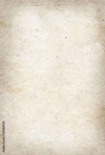 Fotografía  Old parchment paper texture