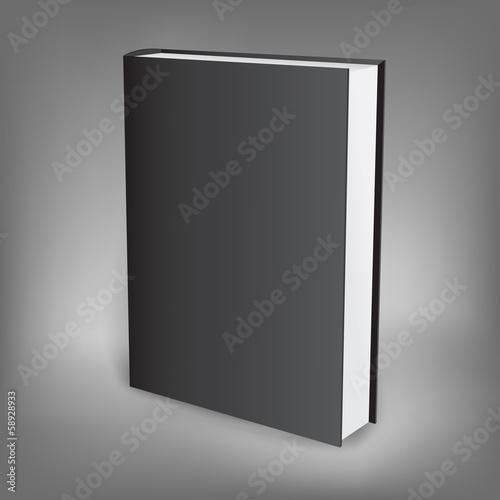 Tablou Canvas black book presentation