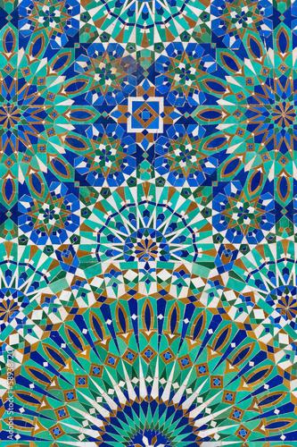 Staande foto Afrika Moroccan decoration