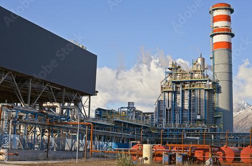 Fotografie, Obraz  produzione di energia elettrica