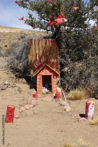 Fotografie, Obraz  Sanctuaire, Patagonie