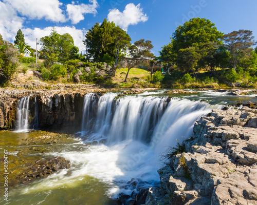 Foto op Aluminium Nieuw Zeeland Haruru Falls, Paihia, Northland, New Zealand