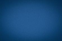 Blue Nylon Fabric  Texture Bac...