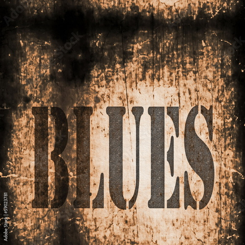 blues-word-music-abstract-grunge-background