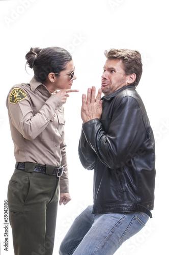 Photo Law enforcement