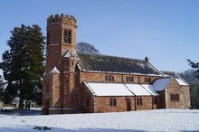 Wetheral In The Snow