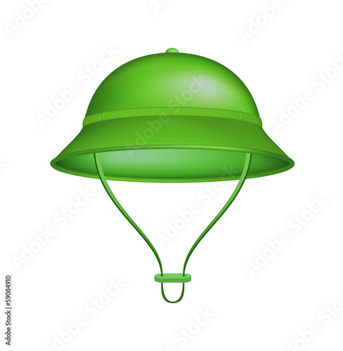 Photo  Pith helmet