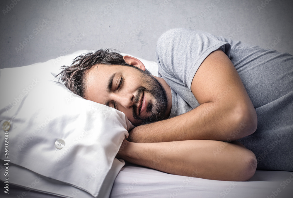 Fototapeta Happy to Sleep