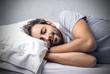 canvas print picture - Happy to Sleep