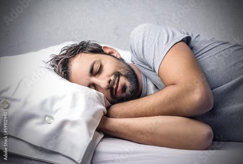 Photo  Happy to Sleep