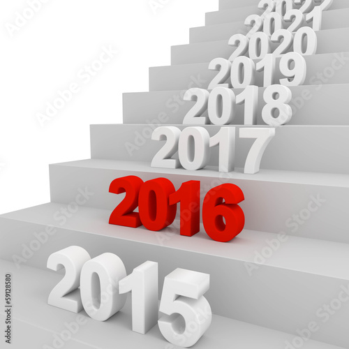 Valokuva  Stufen 2016
