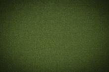 Green Coarse Canvas