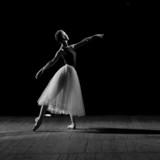 portret młodej ładnej baleriny - 59144942