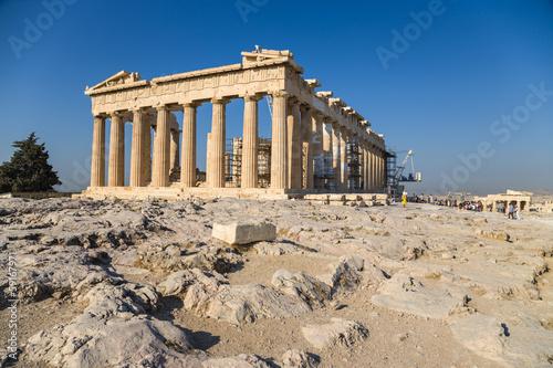 Fotobehang Athene Athens. Parthenon 2