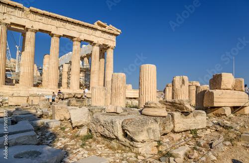 Staande foto Athene Athens. Parthenon 2