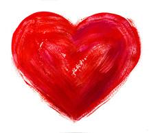 Watercolor Heart. Concept - Lo...