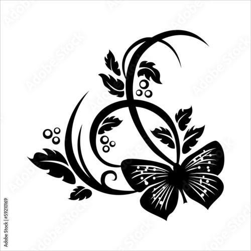 Naklejki ścienne Tatuaże Rośliny Strona 4