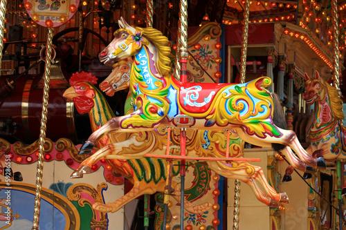 Valokuva merry-go-round