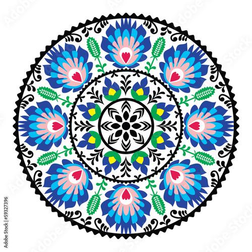 polish-traditional-folk-pattern-in-circle