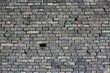 Textura, fondo de pared de ladrillo antigua, viejo, vintage.