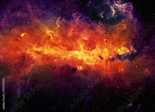 Centrum galaktyki Drogi Mlecznej