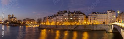 Aluminium Prints Paris ville de paris