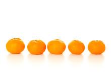 Satsuma; Japanese Orange  On T...