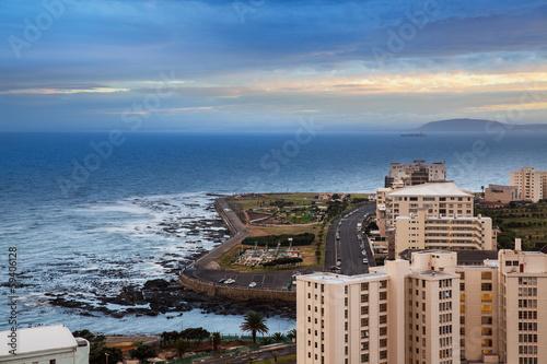 Foto op Plexiglas Zuid Afrika Urban city skyline, Cape Town, South Africa.