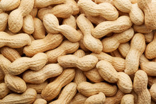 Peanuts In Shell Texture Backg...