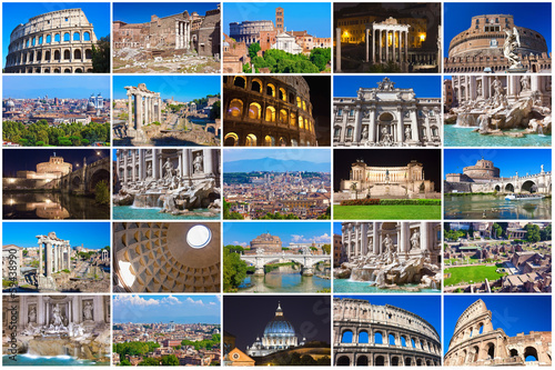 Photo  Rome collection