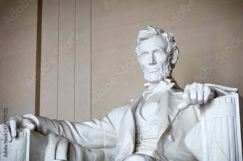 Photographie  Statue of Abraham Lincoln