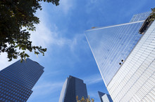 National 9-11 Memorial With Wo...