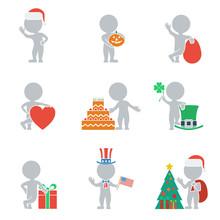 Flat People - Holidays