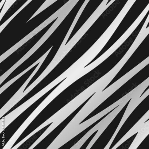 zebra-print-silver