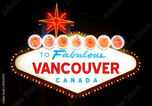 In de dag Las Vegas Vancouver