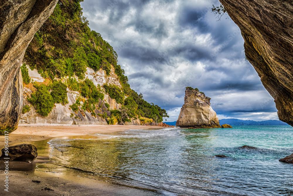 Fototapeta Cathedral Cove