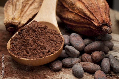 Photo  cocoa