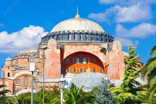 Hagia Sophia Fototapeta