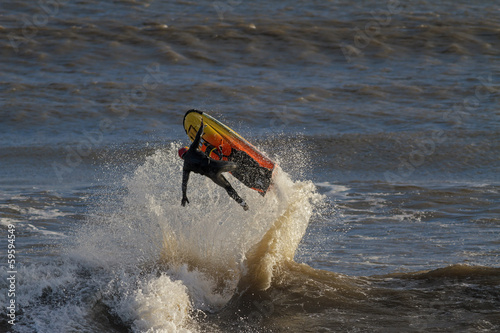 Spoed Foto op Canvas Water Motor sporten Water Sports