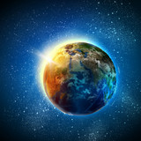 Earth planet