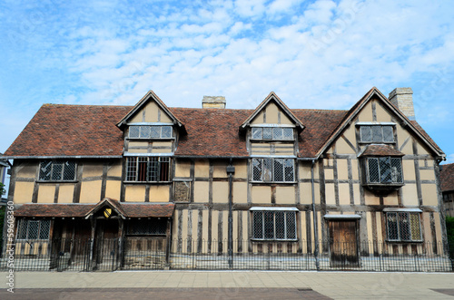 Photo  Birthplace of Shakespeare