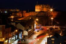 Carlisle Castle At Dusk