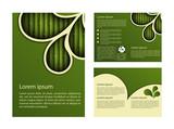 Bamboo design template